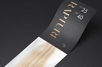 The Rapture Hair Extension System