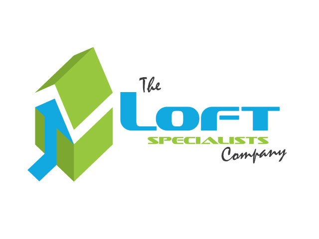 The Loft Specialist Company Branding