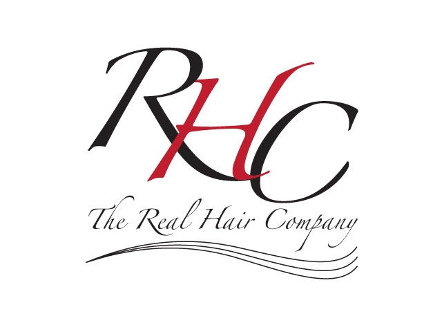 Real Hair Company Branding