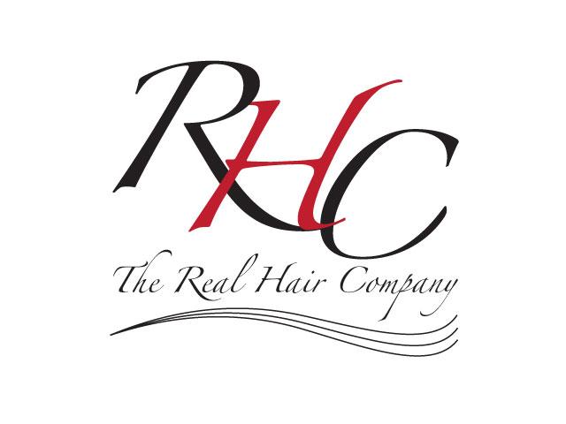 Real Hair Company Branding
