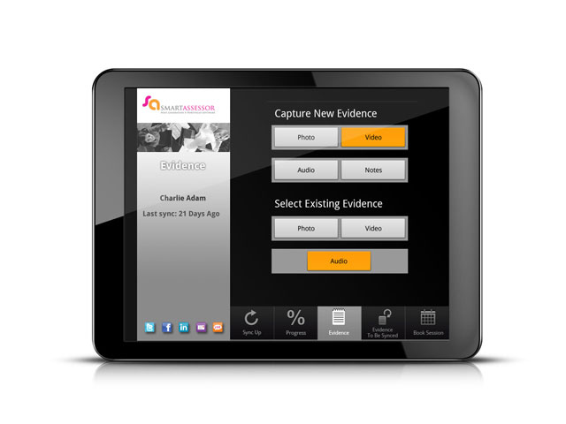 Smart Assessor iPad App