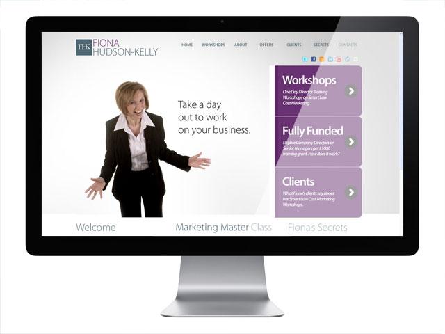 FHK Website Design