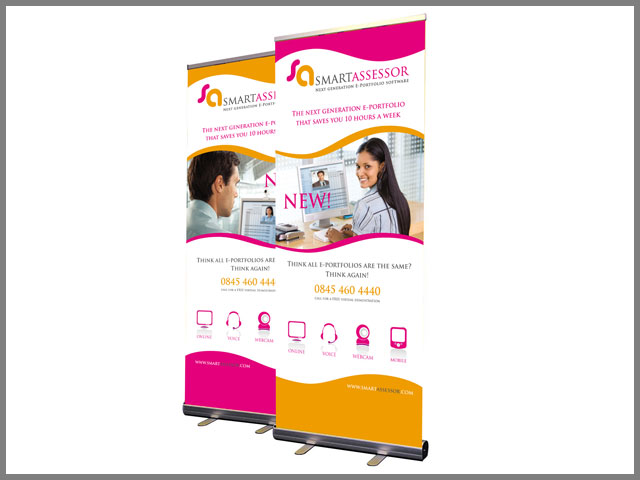 Smart Assessor Pop Up Banners