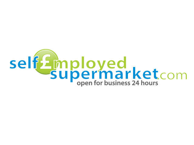 Self Employed Supermarket Logo Design
